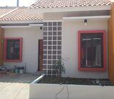 Rumah murah dan bagus all in biaya KPR dekat SMA 3 Depok