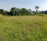 Tanah Kavling BRI 520 m2 dekat Perkantoran Pemda Depok