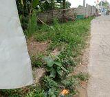 Tanah 300 m2 murah di Jatimulya Depok
