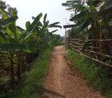 Tanah Murah 200 m2 Cocok Kontrakan