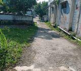 Tanah 130 m2 Kalimulya Depok bisa 2 kavling