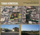 Tanah Komersial di Gresik - Kawasan Industri, Strategis.
