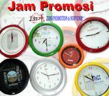 Jual Jam Dinding & Jam Meja Promosi Murah digital print logo