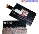 Flash Disk Kartu / USB Kartu Custom