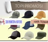 Produksi Topi, Topi Promosi Perusahaan di Tangerang