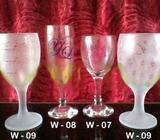 Jual Souvenir Gelas Wine