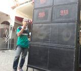 Servis elekteonik & sound system