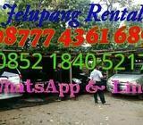 Rental mobil Tangerang Jakarta Bekasi lepas kunci sopir Innova Livina Avanza matic manual