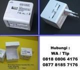 Jual Travel Adapter dengan USB Charger UAR03