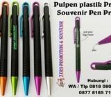 Jual Pulpen plastik Pretty - Souvenir Pen Prety